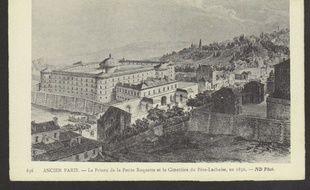 La Roquette, détruite en 1974, prison modèle est devenue un purgatoire pour les enfants détenus