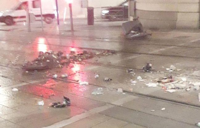 VIDEO. Montpellier: Violents affrontements et cinq interpellations lors de l'acte 8 des «gilets jaunes»