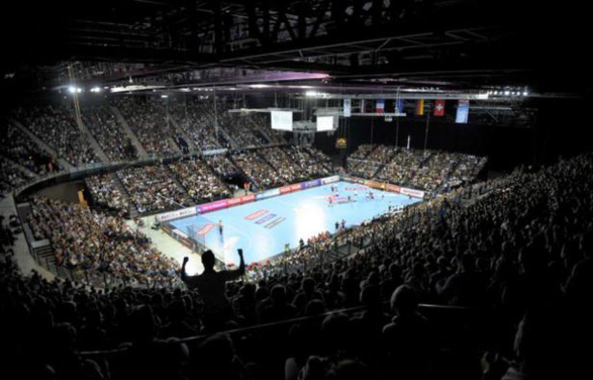 L'Arena de Montpellier. – DAUMOURETTE / SIPA