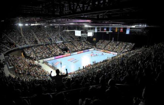 L'Arena de Montpellier.