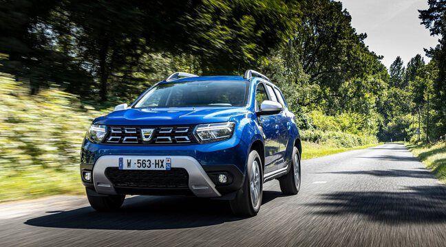 Essai express Dacia Duster: Le SUV le moins cher du marché mis à jour