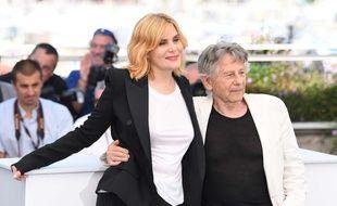 L'actrice Emmanuelle Seigner et le metteur en scène Roman Polanski sont mariés depuis 29 ans.