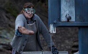 Yolande Moreau incarne «La Spack» dans le premier long-métrage de Franck Richard, «La Meute».