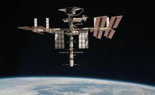 La Station spatiale internationale (photo dillustration)