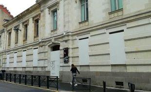 L'ancien lycée Vial, rue du 14-Juillet à Nantes, sera transformé en collège.