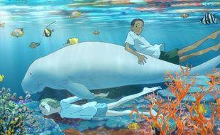 «Les Enfants de la mer» d'Ayumu Watanabe