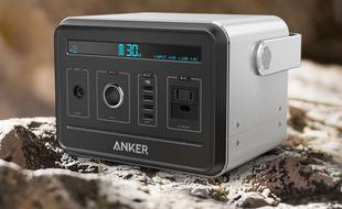 La batterie PowerHouse d'Anker.