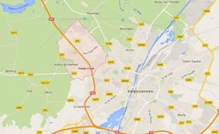 La commune de Petite-Forêt, dans le Nord.