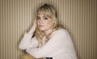 La chanteuse Duffy, en avril 2008.