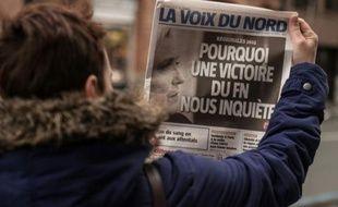 La Voix du Nord, le 30 novembre 2015