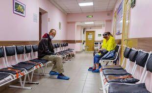 Une clinique en Russie.