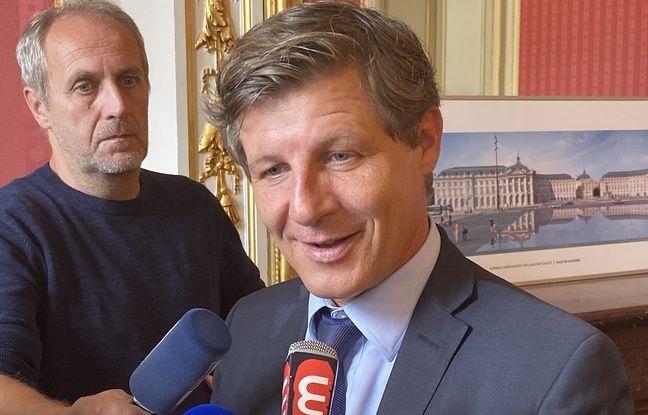Bordeaux: Navette fluviale, nouveau pont, pistes cyclables... Le maire Nicolas Florian se lâche sur les projets de mobilité