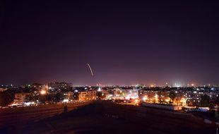 Des missiles israéliens ont ciblé le 15 septembre 2018  l'aéroport international de Damas.