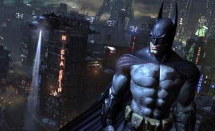 Illustration du jeu «Batman: Arkham City»