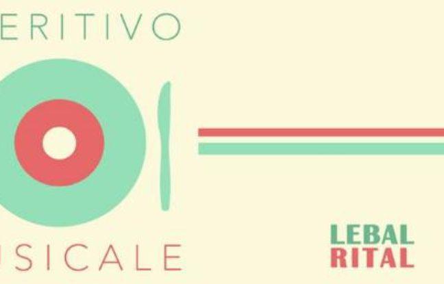 Visuel officiel du dernier Aperiivo Musicale en plein air à Montreuil