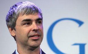 Larry Page, co-fondateur du géant américain de l'internet Google, a annoncé mardi sur le site internet du groupe qu'il souffrait d'une paralysie partielle des cordes vocales mais que cela ne l'empêcherait pas de garder ses fonctions de directeur général.