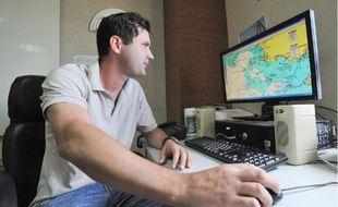 Au Croisic, les ingénieurs de l'Ecole centrale de Nantes mesurent l'énergie des vagues.