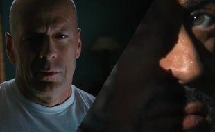 Bruce Willis face à Sylvester Stallone, peu de place au romantisme
