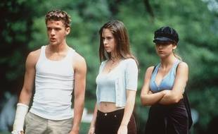 Ryan Phillips, Jennifer Love Hewitt et Sarah Michelle Gellar dans le premier «Souviens toi... l'été dernier».