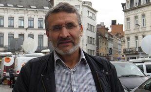 Jamal Habbachich, responsabled u Conseil consultatif des lieux de culte à Molenbeek.
