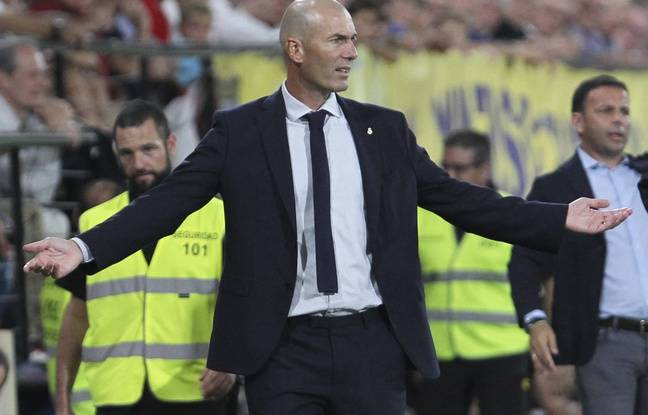 Mercato: La presse madrilène charge le Real Madrid (et Zidane)