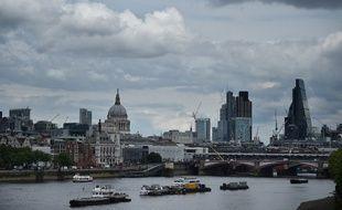 La City de Londres - Illustration