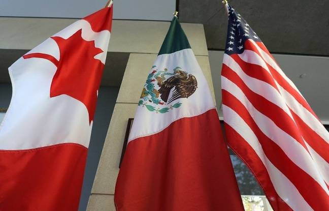 Aléna: Les Etats-Unis, le Canada et le Mexique scellent un nouvel accord sur le libre-échange