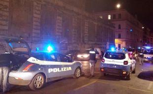 Une rixe a éclaté à Rome, mercredi soir