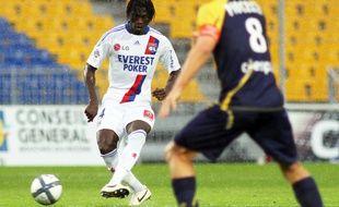 Les fameuses tribunes avaient été posées pour l'accession d'Arles-Avignon en Ligue 1