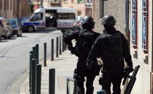 Une prise d'otages a eu lieu mercredi 20 juin 2012 dans une banque de Toulouse.