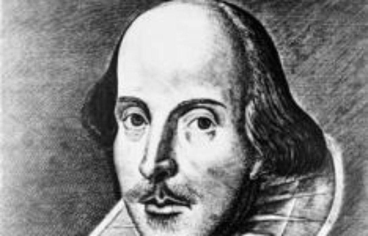 """La tombe de Shakespeare à Stratford-upon-Avon (centre-ouest) va faire l'objet de travaux de restauration, qui prendront bien soin d'éviter la """"malédiction"""" promise par le dramaturge à quiconque s'aviserait de déplacer ses ossements. –  Roger-Viollet"""