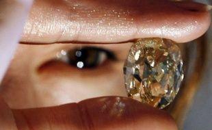 """Une mine de diamants située en Sibérie, dont l'existence a été gardée secrète pendant des décennies, dispose d'immenses réserves susceptibles de provoquer """"une révolution industrielle"""" dans le monde, affirment des experts."""