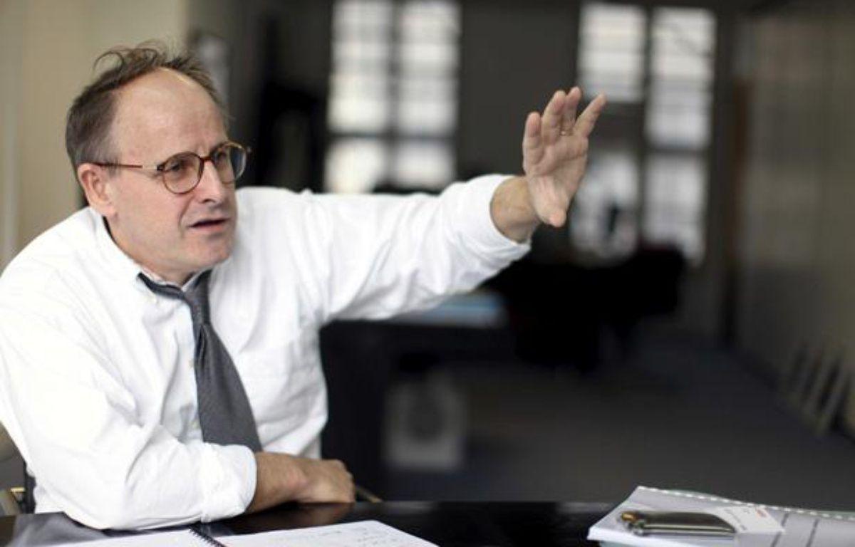 Jean-Claude Delgenes, directeur général du cabinet Technologia,spécialisé en évaluation et en prévention des risques professionnels. – BERNARD BISSON/JDD/SIPA