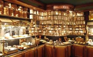 Le plateau de fromages des Grands buffets