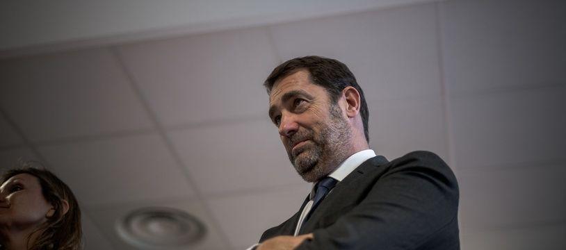 Christophe Castaner, ici en février 2020