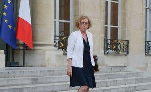 La ministre du Travail, Muriel Péicaud.