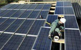 EDF mise sur lesénergies renouvelables au niveau local comme le photovoltaïque.