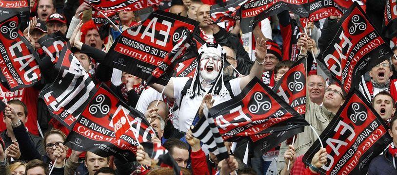 Guingamp aura besoin du soutien de ses supporters dimanche au Roazhon Park.