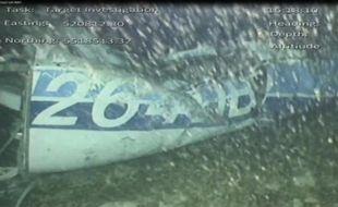 L'épave du Piper Malibu PA-46 qui transportait Sala et Ibbotson a été retrouvée.