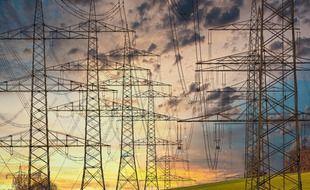 Le réseau électrique français est mis sous tension ce 8 janvier 2021.