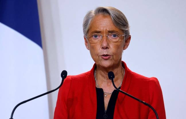 648x415 files in this file photo taken on november 12 2020 french labour minister elisabeth borne speaks