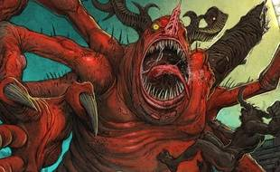 «Trollhunters», série de Guillermo del Toro.