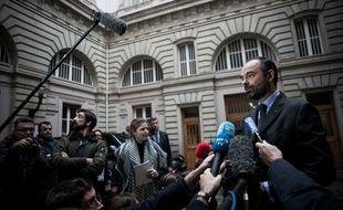 Edouard Philippe face aux journalistes, le 24 décembre 2018.