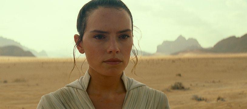 Daisy Ridley dans «Star Wars: The Rise of Skywalker» de J.J. Abrams