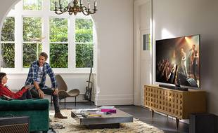 Pendant le Samsung Week, profitez d'une réduction immédiate de 500 euros sur la gamme de TV Samsung QLED.