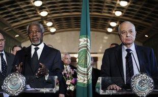 L'émissaire de l'ONU et de la Ligue arabe pour la Syrie Kofi Annan a estimé jeudi qu'une plus grande militarisation du conflit allait aggraver la situation dans le pays et appelé l'opposition à coopérer avec les efforts internationaux pour parvenir à une solution à la crise.