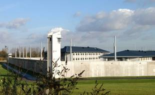 Le centre pénitentiaire de Lille-Sequedin.