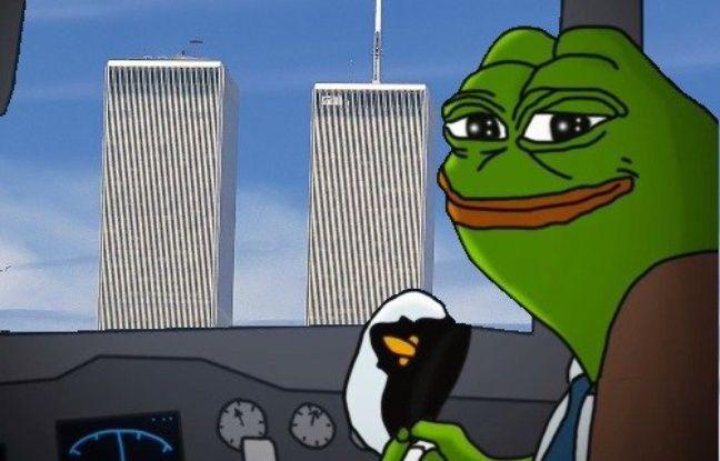 Détournement de Pepe The Frog sur 4chan.