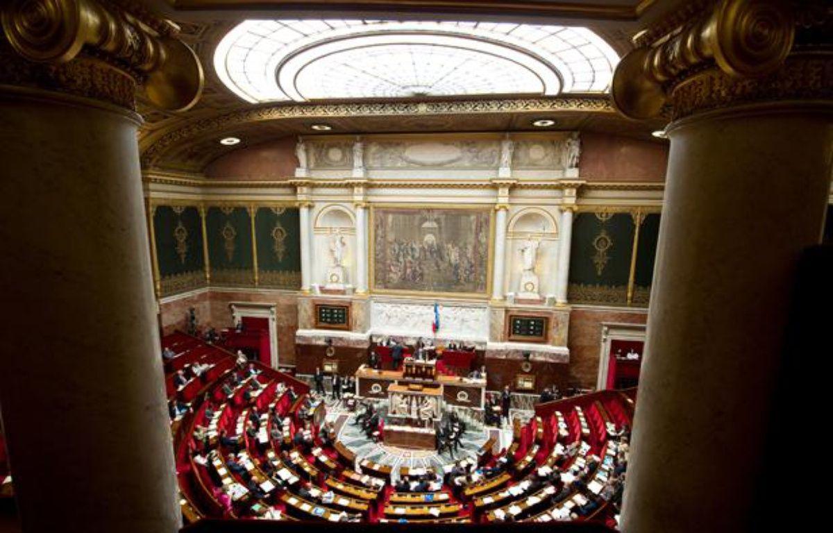 L'assemblée nationale à Paris. – A. GELEBART / 20 MINUTES