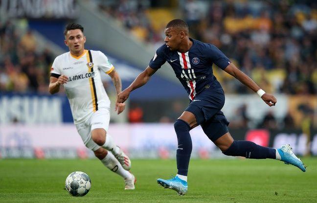 VIDEO. PSG: Amical ou pas, Kylian Mbappé est déjà très chaud et commence la saison avec un doublé